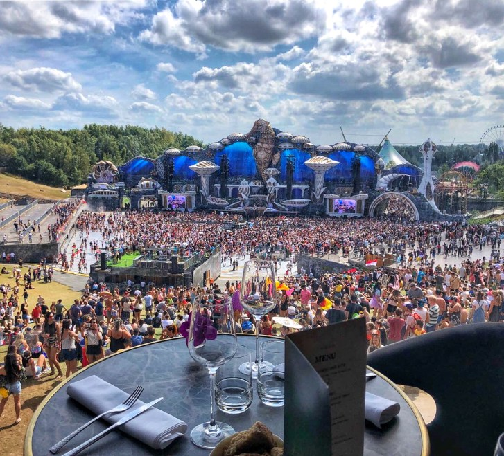 How to get tickets to Tomorrowland