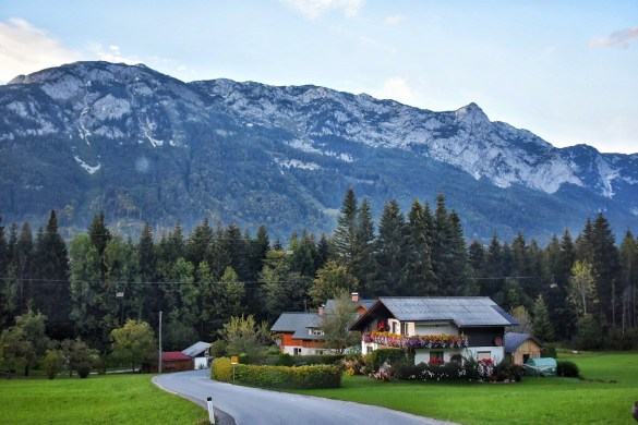austria road trip