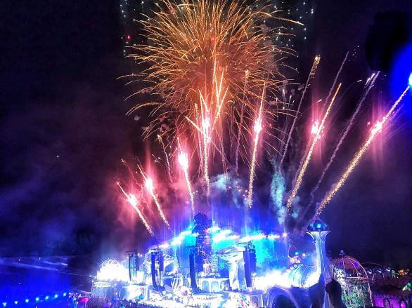 Best Electronic Dance Music Festival in Europe
