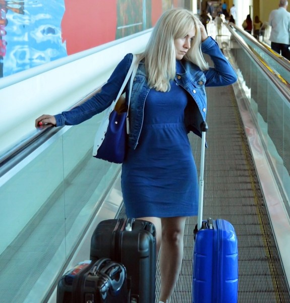 how to deal with anxiety before travelling