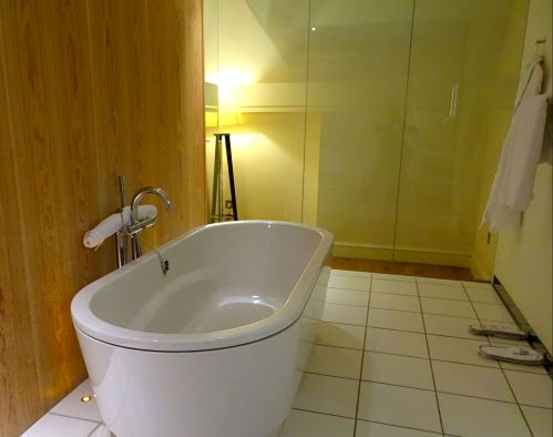 Bathroom, ABode Hotel Canterbury