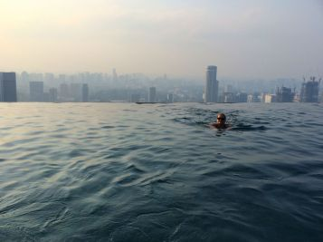 Infinity Pool, Marina Bay Sands