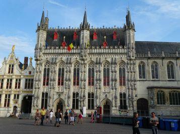 Town Hall, Bruges