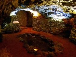 Parque del Drago, Guanches Cave