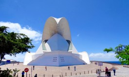 Auditorio Santa Cruz