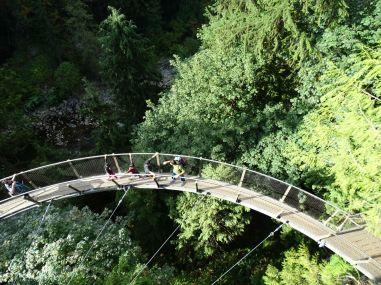 Capilano Suspension Bridge Park