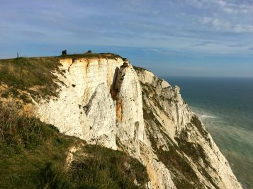 Chalk Cliffs South England