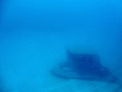 Sunken Fisher Boat