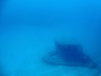 Sunken Fisher Boat