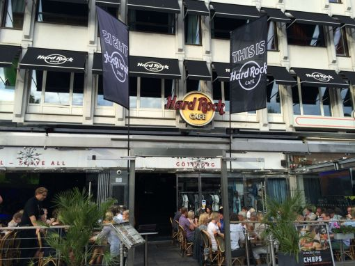 Hard Rock Café Gothenburg