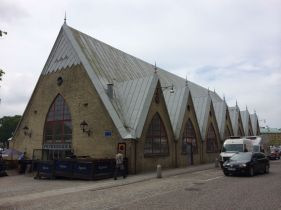 """Fish Church"" Gothenburg"