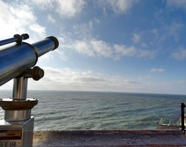 View from De Pier