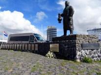Old Ijmuiden - Lost at Sea Memorial