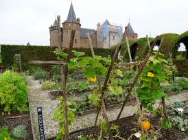 Muiderslot - Vegetable Garden