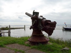 88mm Ship Gun from WWI