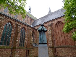 Statue of Jan Amos Comenius