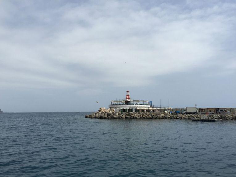 Lighthouse, Puerto de Mogán