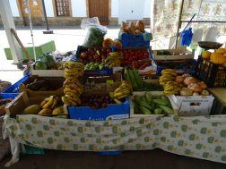 Farmers Market in Teror