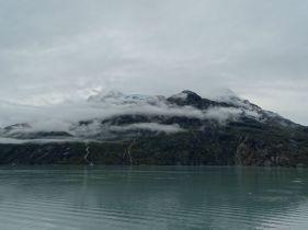 Mount Cooper in the Mist