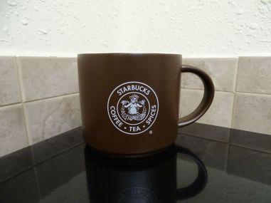 Seattle Starbucks Cup