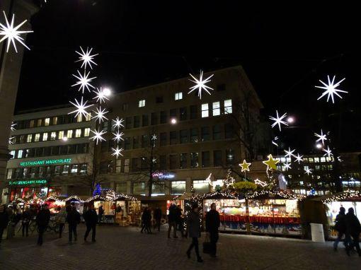 Marktplatz St. Gallen