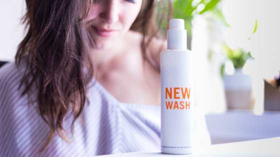 new wash | shampoo | all in one | sud free shampoo | nopoo | hair care | best shampoo | best hair products | oil based shampoo | all in one shampoo and conditioner | hair repair
