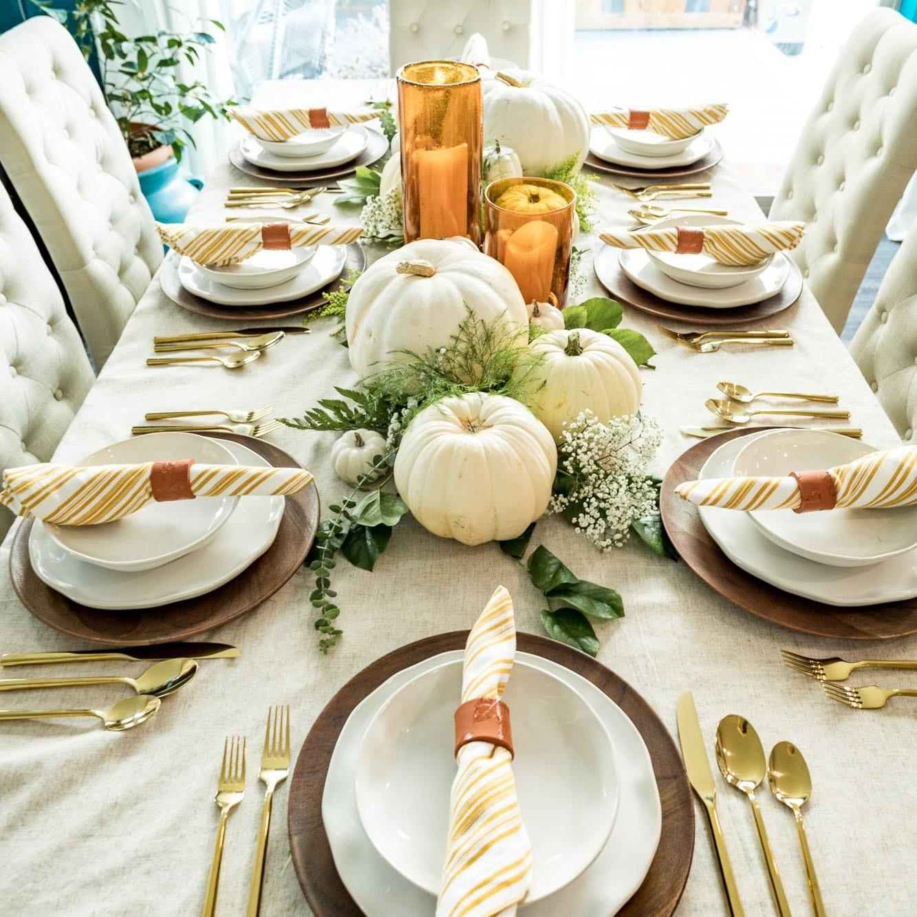 Thanksgiving Table Inspo Styling Tips Never Skip Brunch