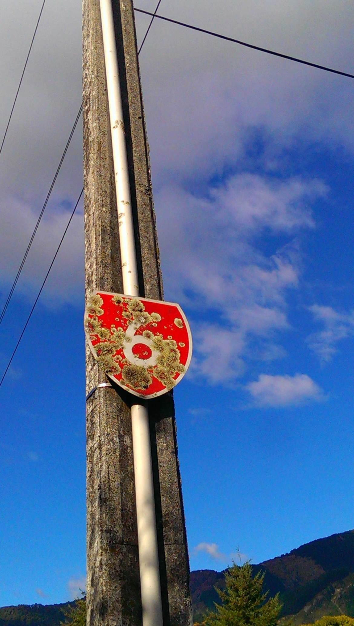 Zeichen der Zeit in Murchison