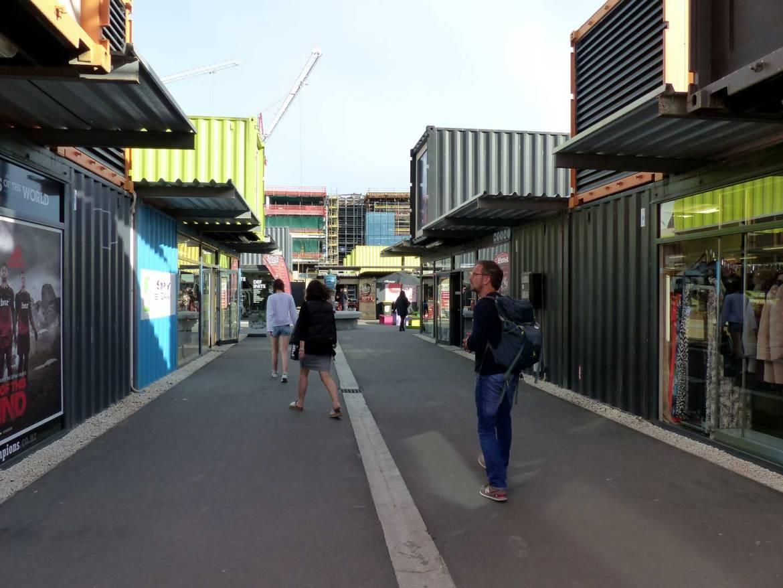 Neuseeland Christchurch