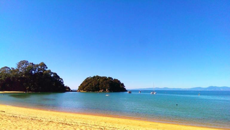 Kaiteriteri Und Abel Tasman Der Schonste Strand Der Welt Nr 68