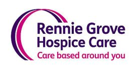 We are a Rennie Grove Hospice Care Patron Neves Solicitors LLP