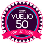 Vuelio Top 50 UK blogs 2015