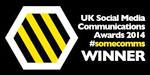 UK Social Media Communications Awards 2014
