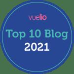 Vuelio Top 10 UK PR Blog 2021