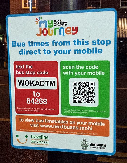 Next bus