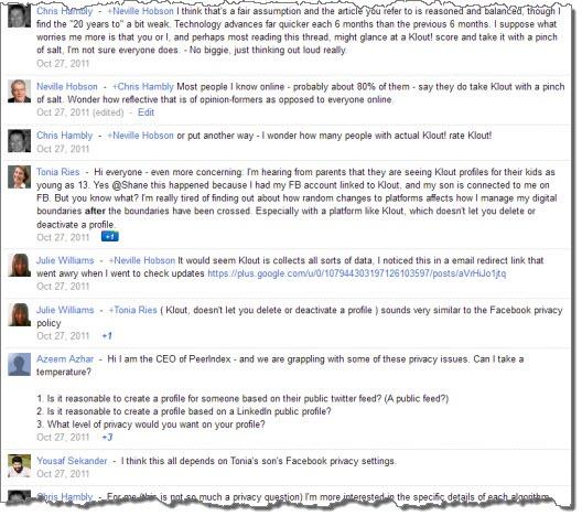 comments2kloutgplus