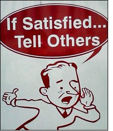 If Satisfied...