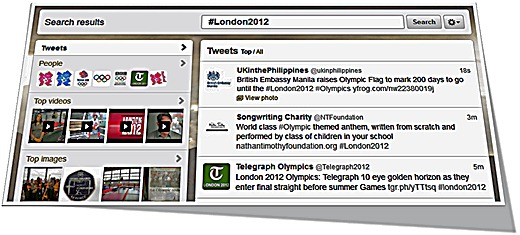 london2012hashtag