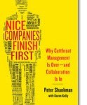 FIR Book Review: Nice Companies Finish First, by Peter Shankman with Karen Kelly