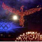 Salute the Olympic spirit