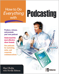 Podcastingbookcover
