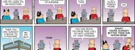 Dilbert robot boss