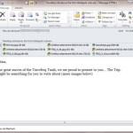 Grasping the nettle of PR spam