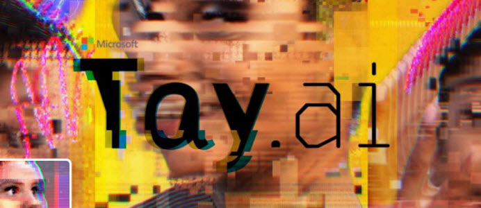 The human error of Tay
