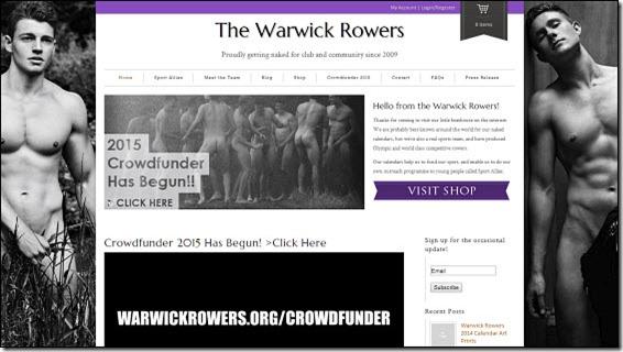 The Warwick Rowers