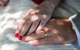 Wedding couples hands wedding photography