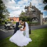 Clontarf Castle - Wedding Photographer