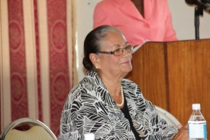 Facilitator of the Department of Education Nevis Teacher Appraisal Training Workshopfor Education Officials and Principals Dr. Bronte Gonsalves