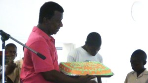 Willet's cake