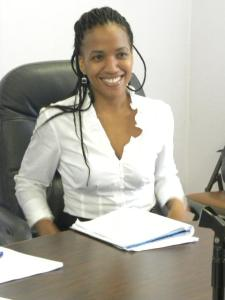 Permanent Secretary, in the Ministry of Health Mrs. Nicole Slack-Liburd